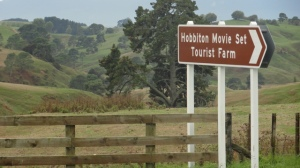 A visit to the Hobbiton movie set is a must - even for those who are not fans of the movie.