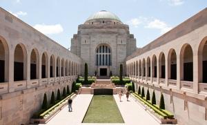Visit the Australian War Memorial.