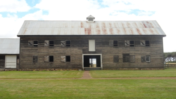 The woolshed is the oldest operating woolshed in Australia.